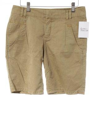 Marc O'Polo High-Waist-Shorts camel Casual-Look