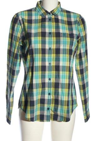 Marc O'Polo Lumberjack Shirt allover print casual look