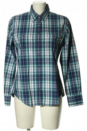 Marc O'Polo Houthakkershemd geruite print casual uitstraling