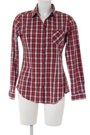 Marc O'Polo Holzfällerhemd mehrfarbig Casual-Look