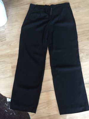 Marc O'Polo Pantalone a pieghe nero