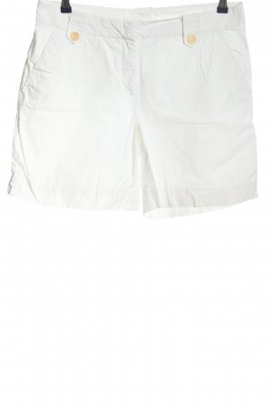 Marc O'Polo Hot Pants weiß Casual-Look