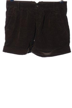 Marc O'Polo Hot Pants braun Casual-Look