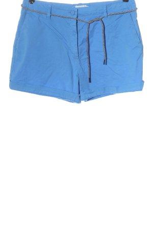 Marc O'Polo Hot Pants blau Casual-Look
