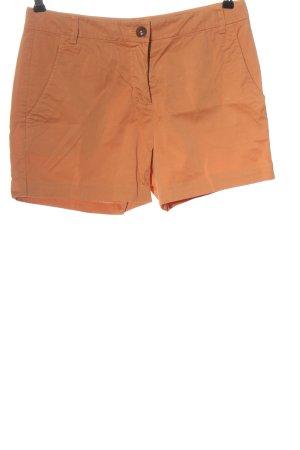 Marc O'Polo Hot Pants hellorange Casual-Look