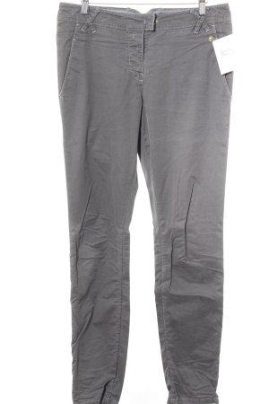 Marc O'Polo pantalón de cintura baja gris look casual