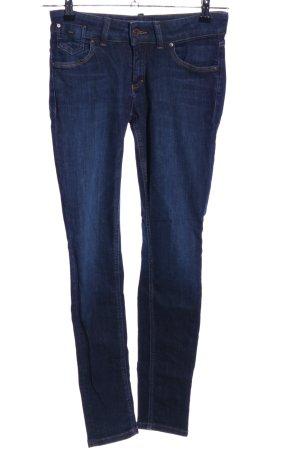 Marc O'Polo Jeans taille basse bleu style décontracté