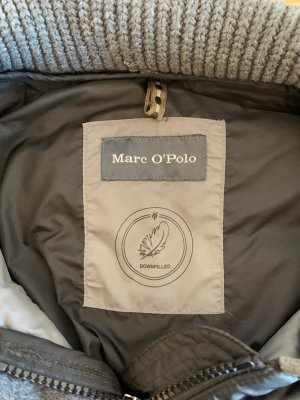 Marc O'Polo Chaqueta larga gris antracita