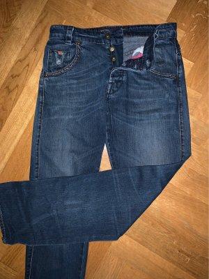 Marc O'Polo DENIM Jeans boyfriend multicolore
