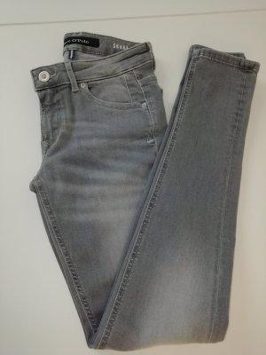 Marc O'Polo Jeans slim gris clair-gris