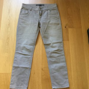 Marc O'Polo Slim Jeans grey brown-oatmeal