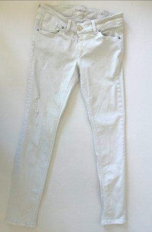 Marc O'Polo Jeans, weiß, Größe 36