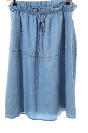 Marc O'Polo Jeansrock blau Casual-Look
