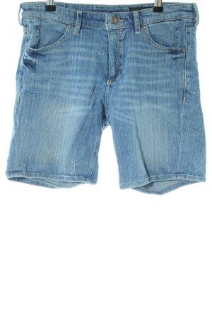 Marc O'Polo Jeansshorts blau Casual-Look