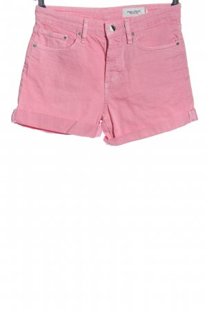 Marc O'Polo Jeansowe szorty różowy W stylu casual