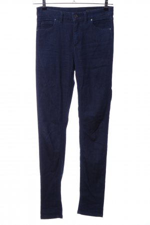 Marc O'Polo Jeggings blau Casual-Look