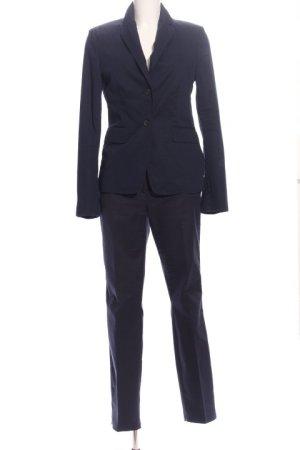 Marc O'Polo Ensemble en jersey bleu style d'affaires