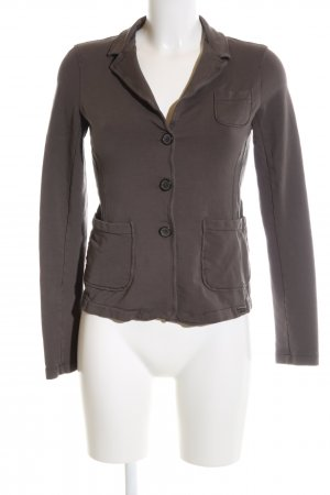 Marc O'Polo Jerseyblazer braun Casual-Look