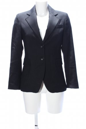 Marc O'Polo Jerseyblazer schwarz Business-Look