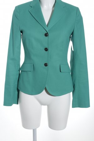 Marc O'Polo Jerseyblazer grün Casual-Look