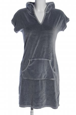 Marc O'Polo Hooded Dress light grey casual look