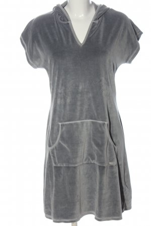 Marc O'Polo Hooded Dress light grey casual look