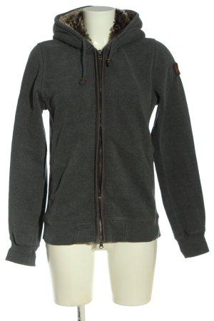 Marc O'Polo Kapuzensweatshirt khaki Casual-Look