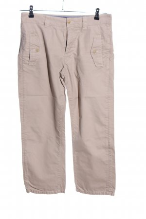 Marc O'Polo Khakihose wollweiß Casual-Look