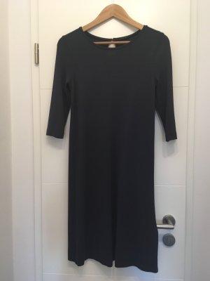 Marc O'Polo Vestido estilo camisa azul oscuro