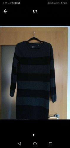 Marc O'Polo Vestido de lana gris antracita-negro Lana