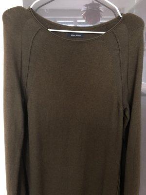 Marc O'Polo Sweater Dress dark green