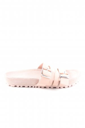 Marc O'Polo Komfort-Sandalen pink Casual-Look