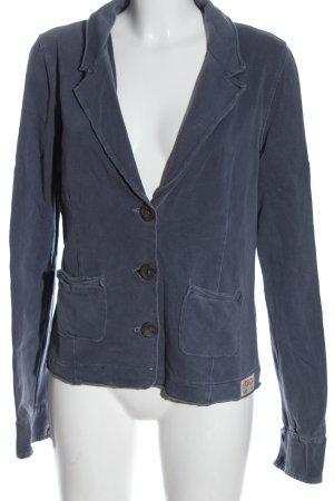 Marc O'Polo Kurz-Blazer blau Casual-Look