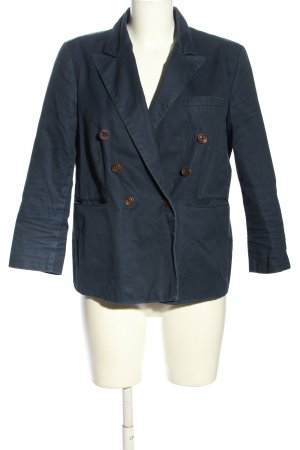 Marc O'Polo Kurz-Blazer blau Casual-Look
