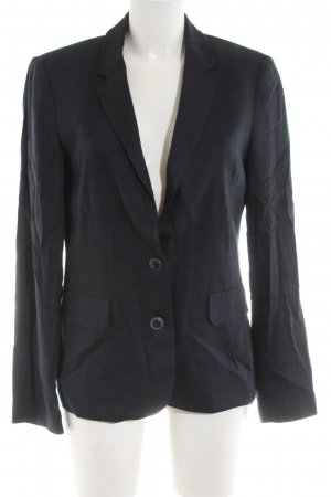 Marc O'Polo Kurz-Blazer schwarz Business-Look