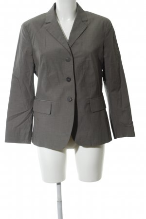 Marc O'Polo Kurz-Blazer hellgrau Business-Look