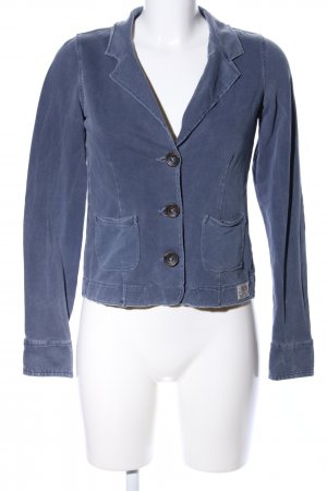 Marc O'Polo Kurz-Blazer blau Street-Fashion-Look