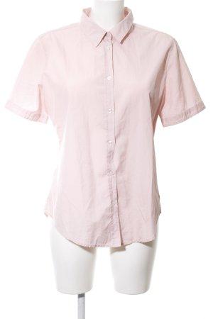 Marc O'Polo Kurzarm-Bluse pink Business-Look