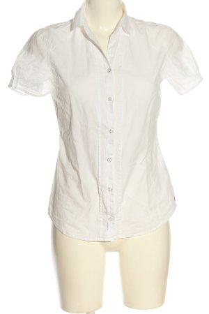 Marc O'Polo Kurzarmhemd weiß Elegant
