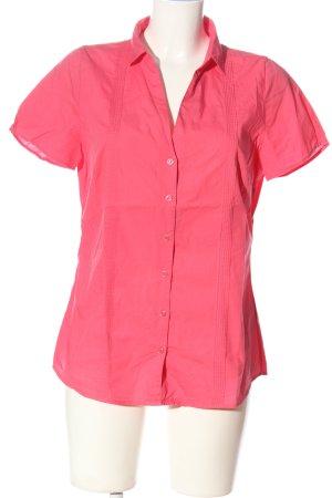 Marc O'Polo Kurzarmhemd pink Casual-Look