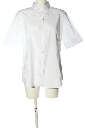 Marc O'Polo Camicia a maniche corte bianco stile casual