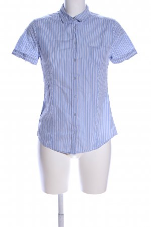 Marc O'Polo Short Sleeve Shirt blue-white allover print business style
