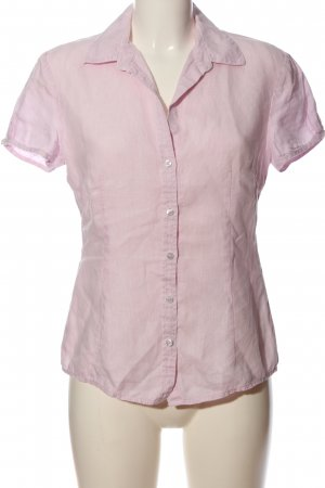 Marc O'Polo Kurzarmhemd pink Casual-Look