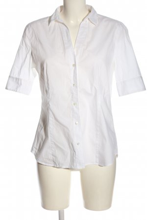 Marc O'Polo Short Sleeve Shirt white business style