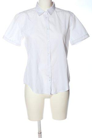 Marc O'Polo Camisa de manga corta blanco estilo «business»
