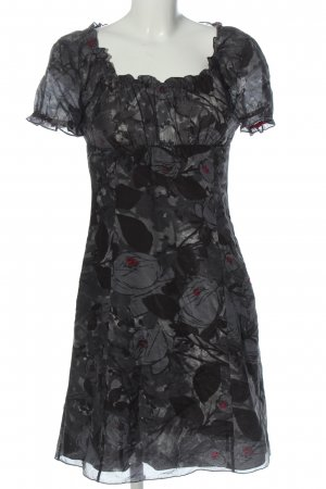 Marc O'Polo Kurzarmkleid Blumenmuster Casual-Look