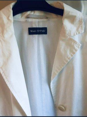Marc O' Polo kurzer Trenchcoat Gr.40 aus reiner Baumwolle