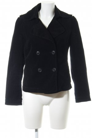 Marc O'Polo Kurzjacke schwarz Casual-Look