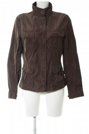 Marc O'Polo Kurzjacke braun Casual-Look
