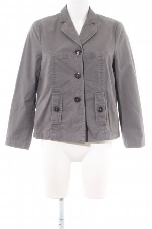 Marc O'Polo Kurzjacke hellgrau Casual-Look